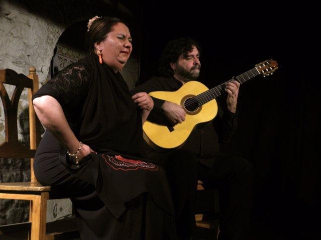 Mari Peña y Antonio Moya