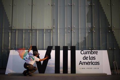 ¿Cuál es la agenda de la VIII Cumbre de las Américas de Lima?