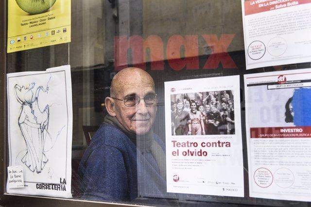 El dramaturgo José Sanchis Sinisterra, premio Max de Honor 2018