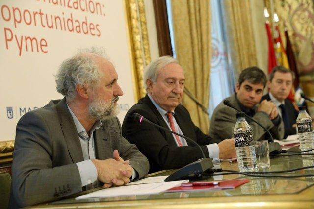 Luis Cueto y Jorge García Castaño