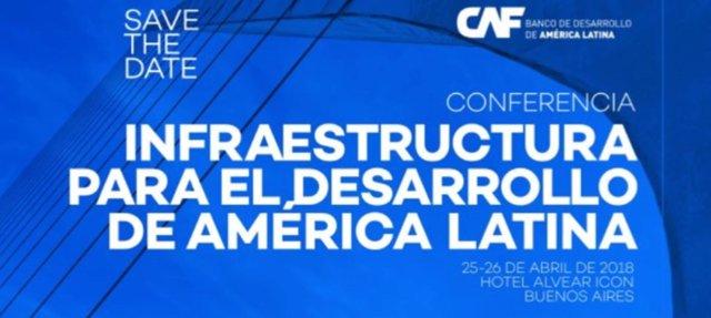 Infraestructura para el desarrollo de América Latina