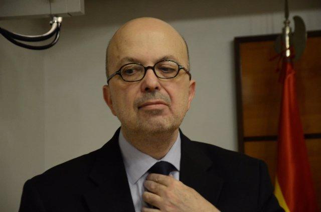 Nacho Villa en Comisión 3