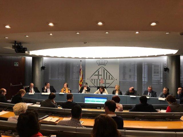Comisión permanente de estudio de la situación económica de Barcelona
