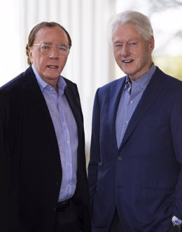 James Patterson y Bill Clinton