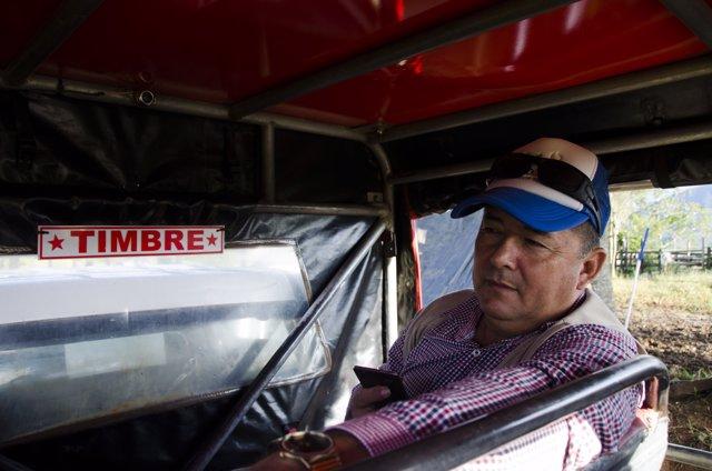 líder social colombiano edilberto daza