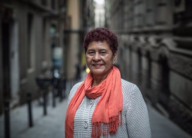 líder social colombiano silvia berrocal