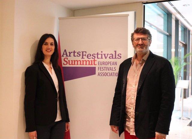 Participación extremeña en Festivales de las Artes
