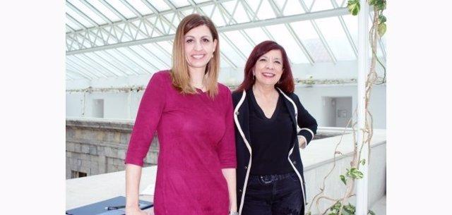 Leticia López y Matilde Ruiz