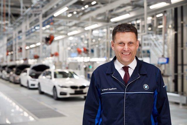 Robert Engelhorn, nuevo director de la planta del grupo BMW en Munich