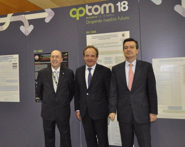 Inauguración OPTOM 2018
