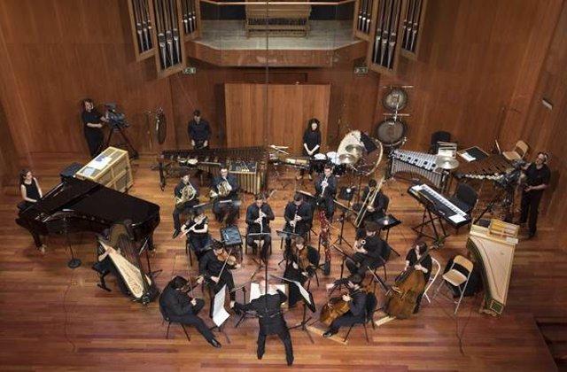 La Sinfonietta de la Escuela Superior de Música Reina Sofía