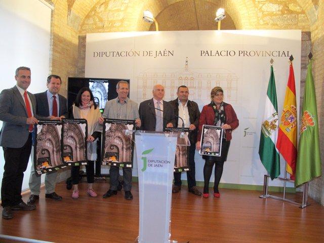 Presentación del II Certamen Nacional de Panadería Artesanal.