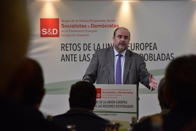 José Luis Martínez Guijarro en Cuenca