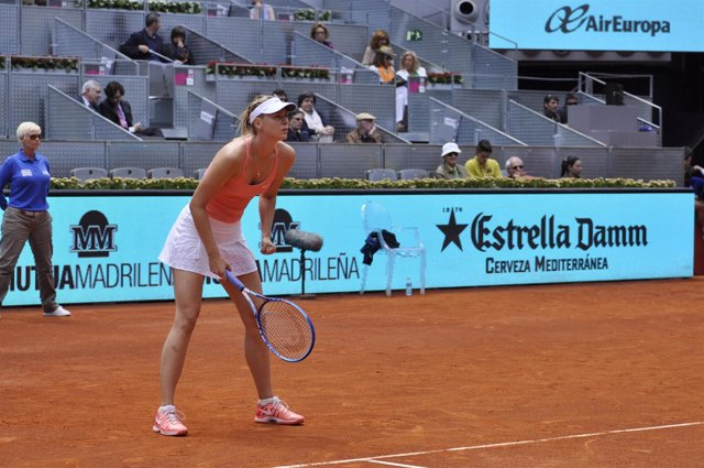 Maria Sharapova, Open Tenis de Madrid