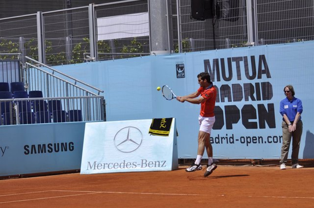 Albert Ramos-Vinolas, Open Tenis de Madrid