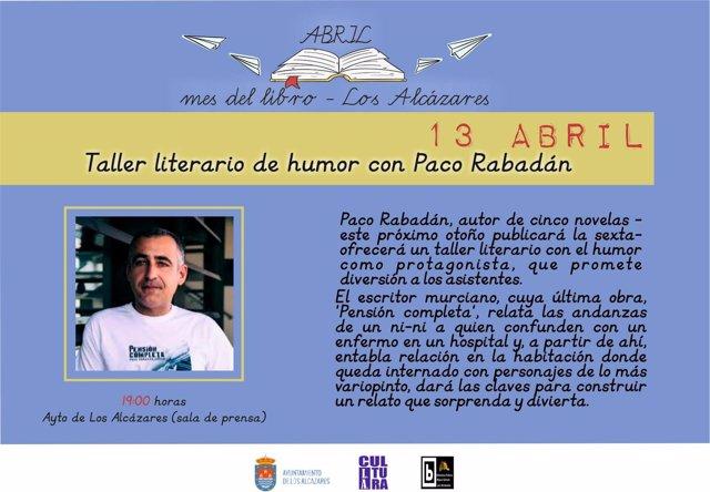 Taller Paco Rabadán