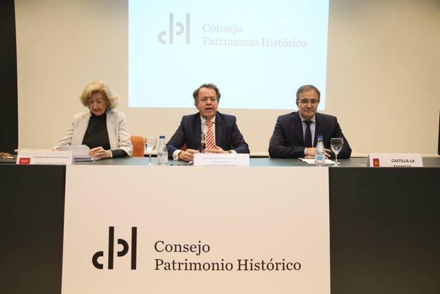 Reunión Consejo Patrimonio Histórico