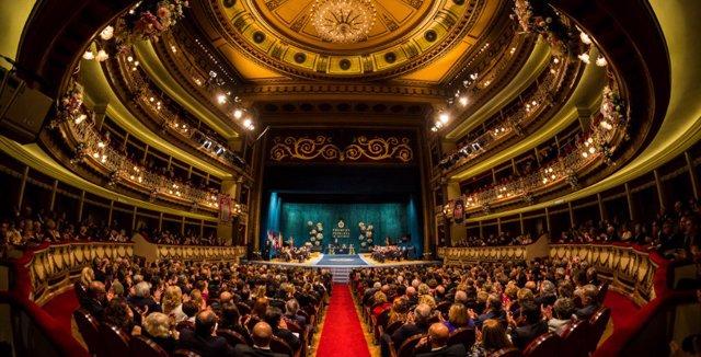 Ceremonia de entrega Premios Princesa de Asturias