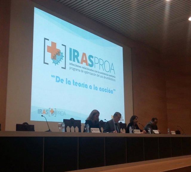 Inauguración de IRASPROA.