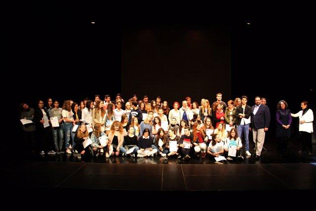 Encuentro de docentes y estudiantes de cuatro países en Almuñécar (Granada)