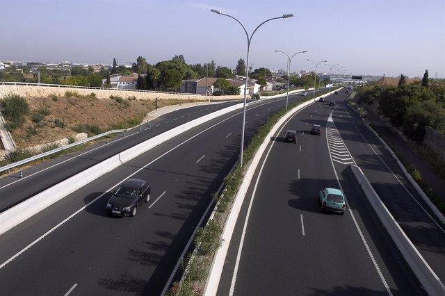 La carretera de Valldemossa