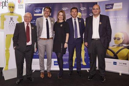 Essilor y el Real Automóvil Club de España se unen para concienciar sobre la importancia de la visión en la conducción