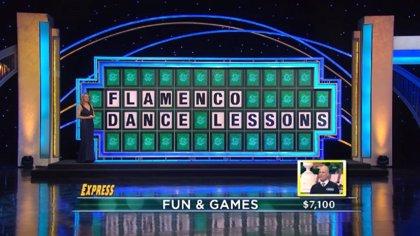 """Por un """"flamenco"""" mal pronunciado este concursante perdió 7.100$"""