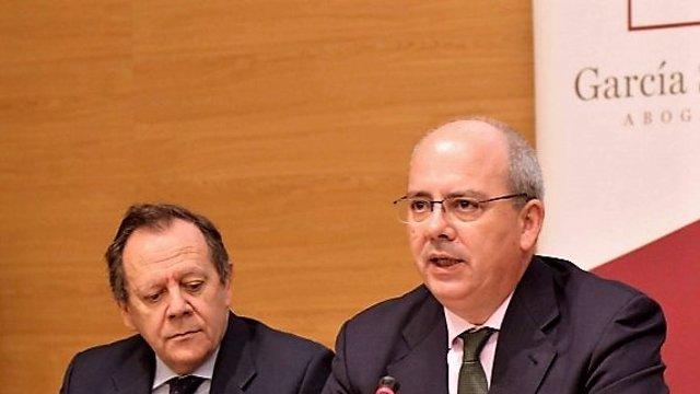 Javier Sánchez Rojas, presidente de los empresarios de Cádiz