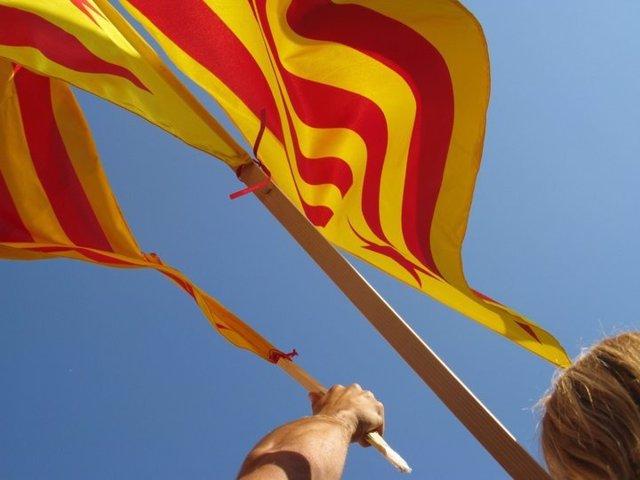 Senyera, Bandera Catalana