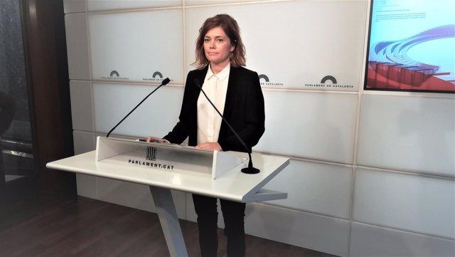 Elisenda Alamany, CatECP (comuns)