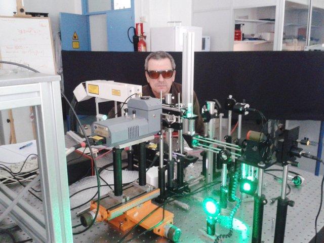 Javier Laserna profesor de la UMA premiado Sociedad Espectroscopia EEUU mundial
