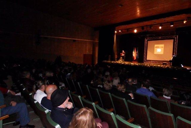 Acto de los 50 años de la Universidad Laboral de Cáceres