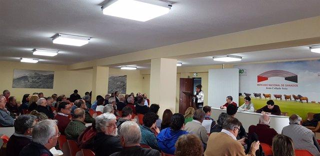 Asamblea del PSOE de Torrelavega