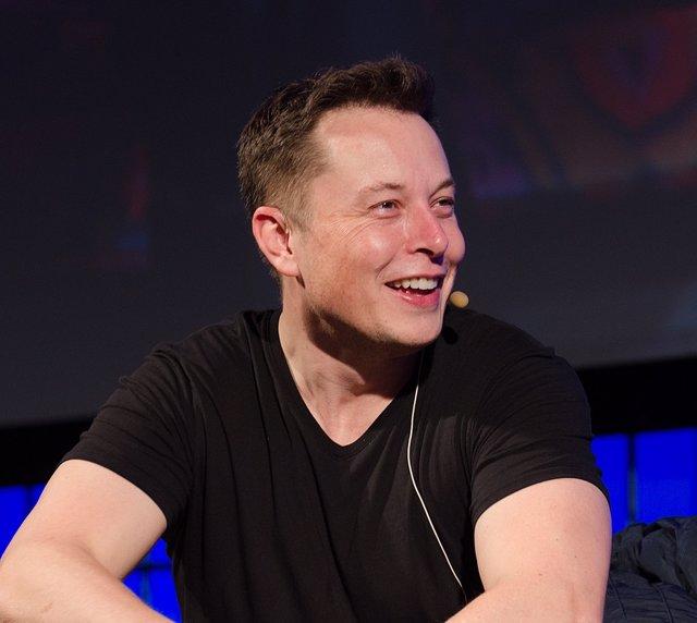 Elon Musk, el visionario presidente de Space X y Tesla