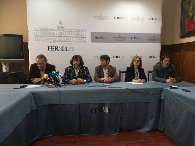Fallo del XIV Premio José Couso en Ferrol
