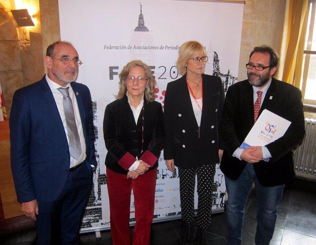 Reunión de la Junta Directiva de la FAPE