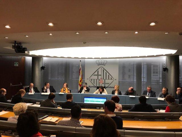 Comissió permanent d'estudi de la situació econòmica de Barcelona