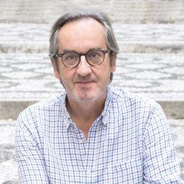 El escritor Javier Bozalongo