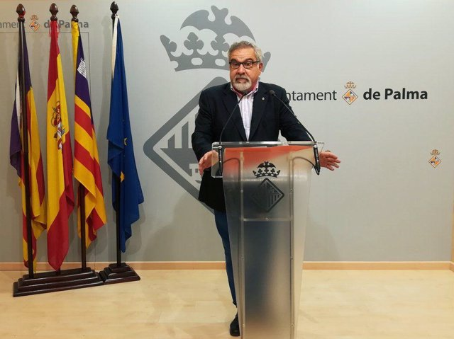 Portavoz de Cs en el Ayuntamiento de Palma, Bauzá