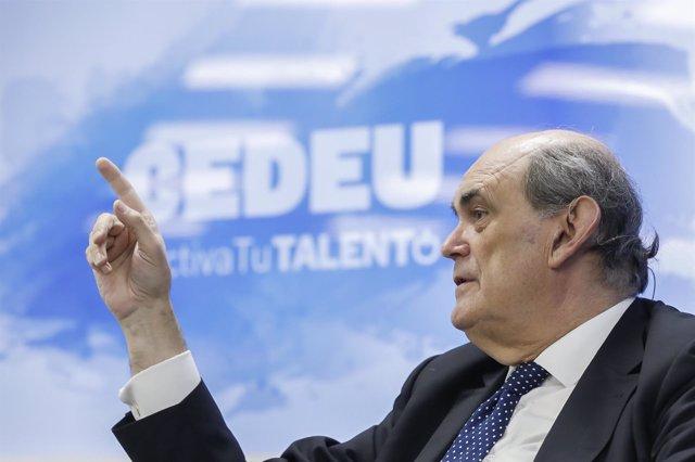 Ignacio Astarloa, exalto cargo del PP