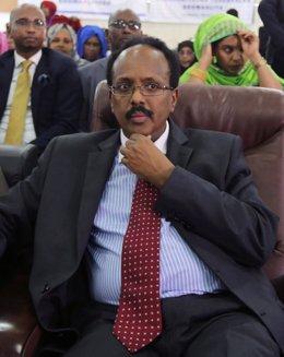 Mohamed Abdullahi Farmajo, nuevo presidente de Somalia
