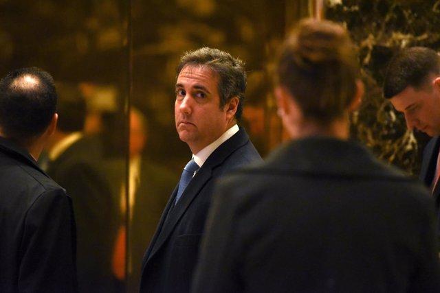 Michael Cohen, abogado de Trump