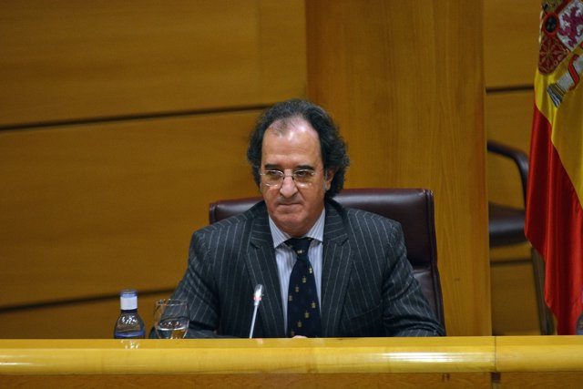 Julián Redondo, presidente de la Asociación Española de la Prensa Deportiva