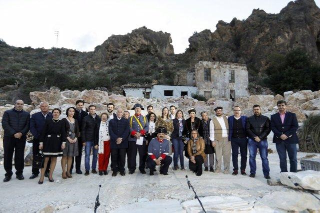 Recreación Histórica 'Canteros y caciques' en Macael (Almería)