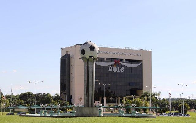Sede CONMEBOL