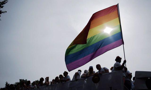 Manifestación del orgullo gay en Berlín