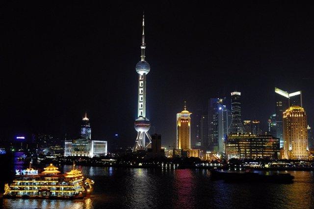 Viaje a China del Departamento de Industria. SPRI Shangai