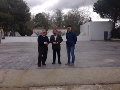 Diputación de Jaén aportará más de 300.000 euros a la reforma del salón de actos y espacio escénico de Villatorres