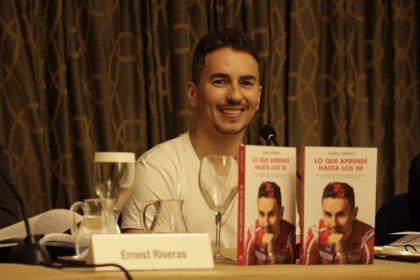 """Lorenzo: """"Estoy muy motivado y disfrutando de mi profesión más que nunca"""""""