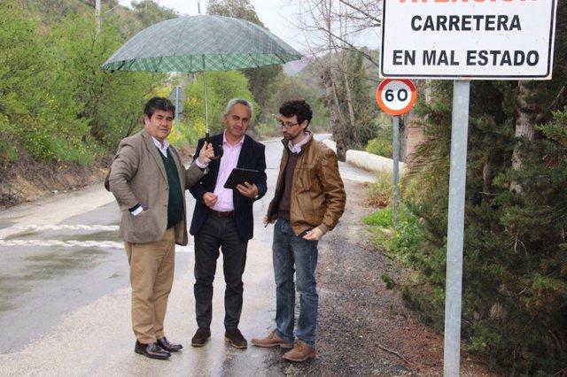Diputación concluye actuaciones en Almedinilla con más de 1,3 millones